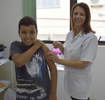 Dia D de vacinação acontece no sábado