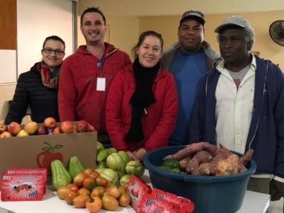 Secretaria de Educação realizou entrega de produtos da alimentação escolar