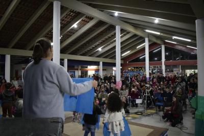 EMEI Beija-Flor realizou Mostra Pedagógica