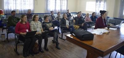 Faxinal sediou oficina de capacitação promovida pela Emater