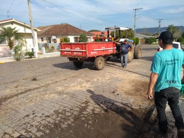 Agenda da Secretaria de Obras - 20/07/2018 (sexta-feira)