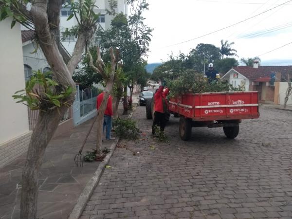 Agenda da Secretaria de Obras -23/07/2018 (segunda-feira)