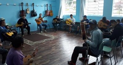 APAE participa das oficinas do Projeto Ciranda