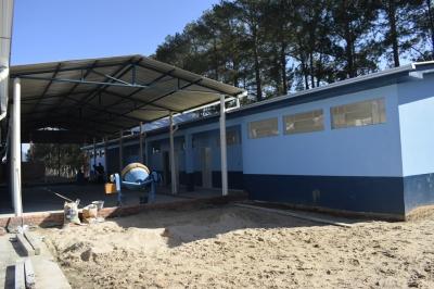 Melhorias na Escola Santa Rita trarão mais conforto aos alunos