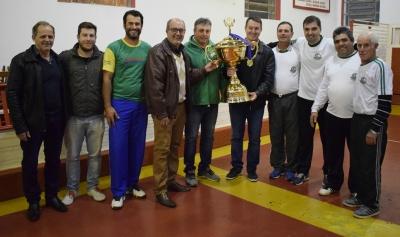 Juventude do Sítio Alto conquista o Bicampeonato Municipal de Bocha