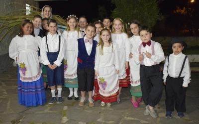 Filó Cultural celebrou a cultura italiana no Sítio dos Mellos