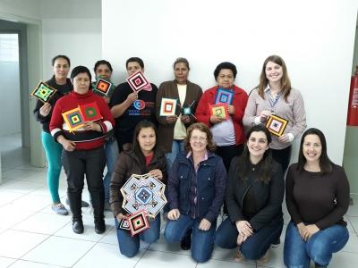 Grupo de Mulheres do CRAS retomou suas atividades