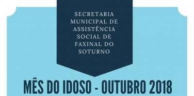 Secretaria de Assistência Social promoverá atividades alusivas ao Mês do Idoso