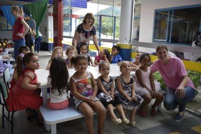 Semana da Criança movimentou as Escolas faxinalenses