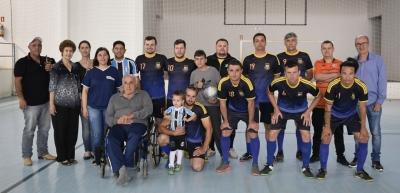 Torneio em homenagem ao ex-prefeito Neco aconteceu no sábado