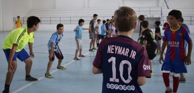 Faxinal receberá semifinal de Campeonato de Escolinhas