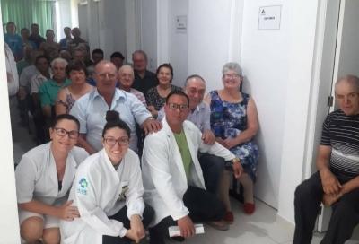ESF de Santos Anjos realizou atividade sobre o Novembro Azul