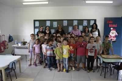 Escolas recebem visita da Promotoria