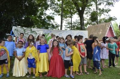 Escola Pe. Pedro Copetti realizou Mostra Pedagógica
