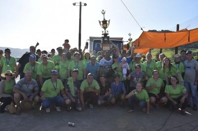 Novo Treviso é a comunidade campeã da 4ª Olimpíada Rural