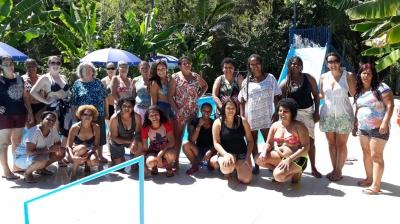 Secretaria de Assistência Social promoveu passeio para o Grupo de Mulheres