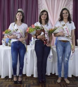 Ana Carolina Bulegon é a nova Rainha do Município