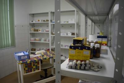 Atendimento médico, odontológico e de enfermagem é ofertado no Posto de Saúde de Santos Anjos