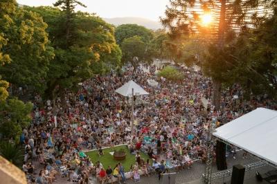 Uma festa inesquecível para marcar os 60 anos de Faxinal do Soturno