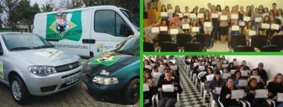 Parceria trará quatro cursos profissionalizantes para Faxinal