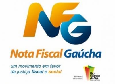 Sorteados podem retirar prêmio do Nota Fiscal Gaúcha