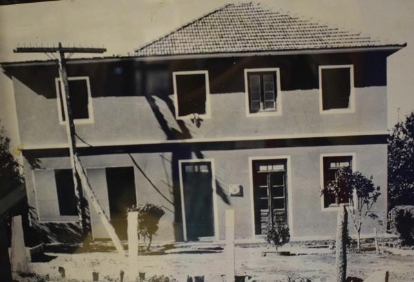 Centro telefônico de Faxinal do Soturno