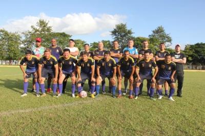 Seleção faxinalense é campeã em Dona Francisca