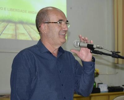 Prefeito Clovis participou da abertura do ano legislativo