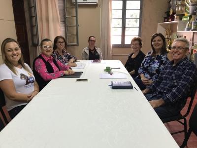 Conselho da Alimentação Escolar esteve reunido