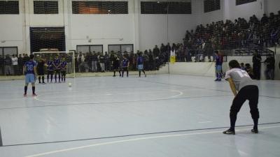Definidas as chaves e a primeira rodada do Campeonato Municipal de Futsal